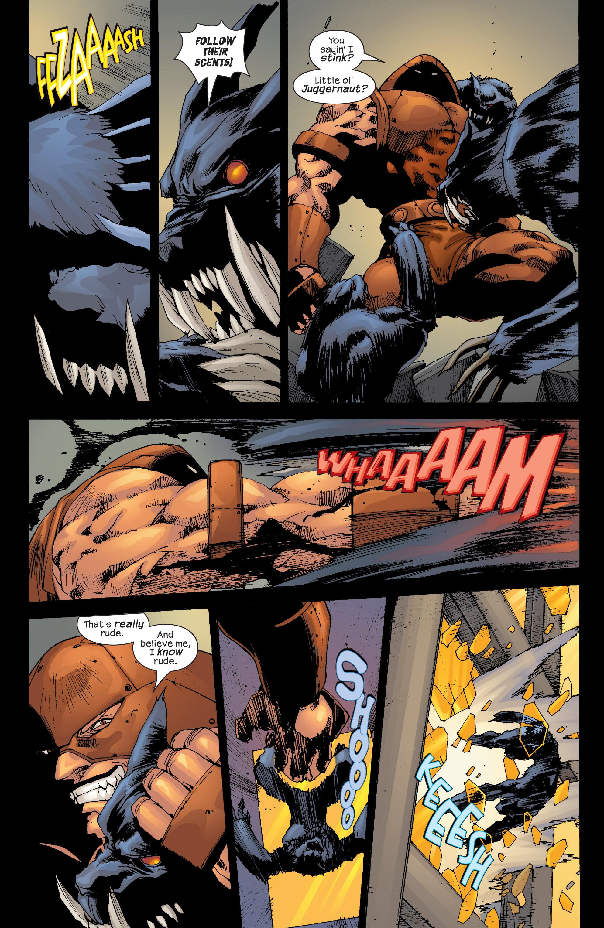 Read online Uncanny X-Men (1963) comic -  Issue #420 - 19