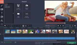 برنامج ممتاز جدا لتحرير الفيديو Movavi Video Editor 14.2.0