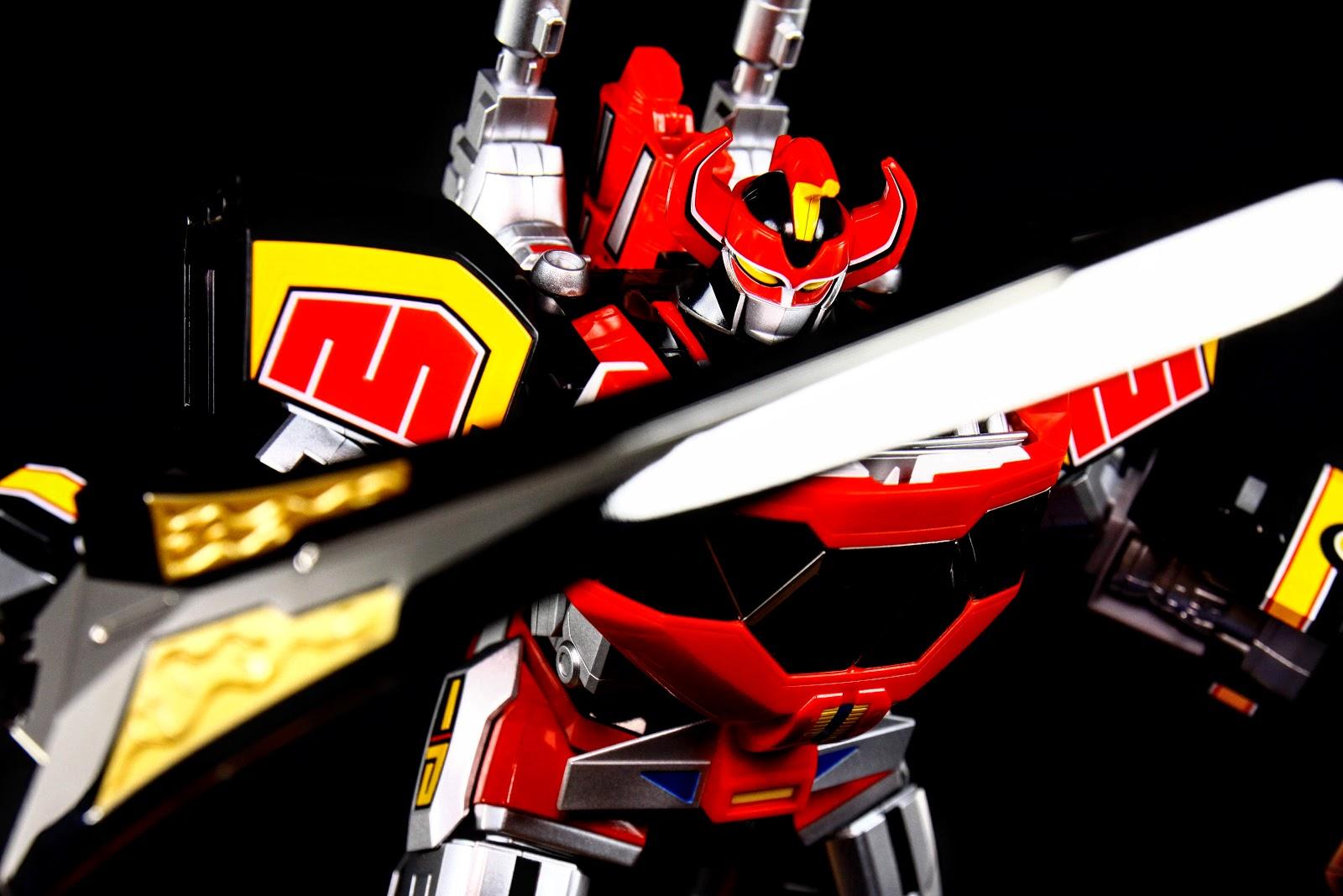 超合金魂 GX-72 大獸神