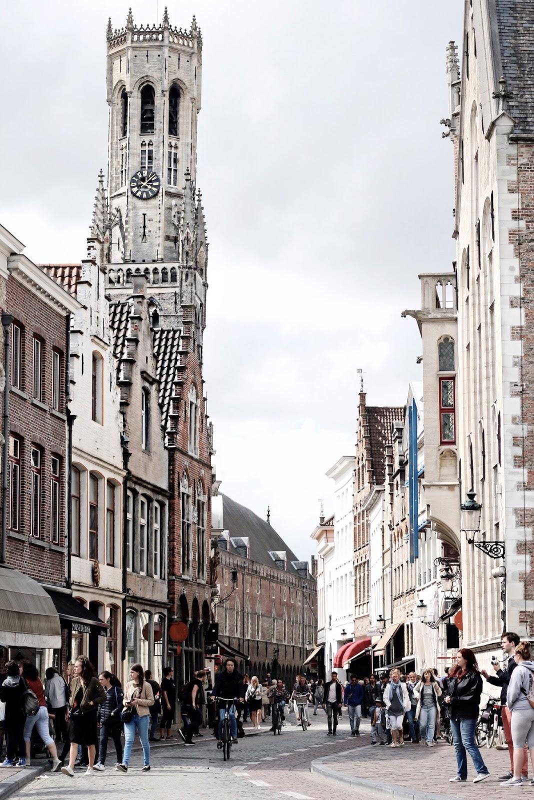 UK Travel Bloggers Bruges Belgium