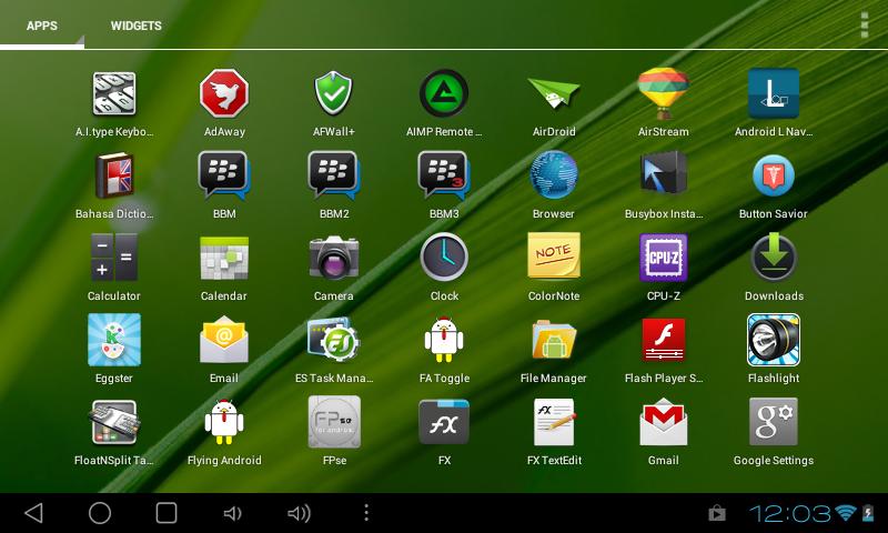 Install Dua BBM dalam Satu Ponsel Android