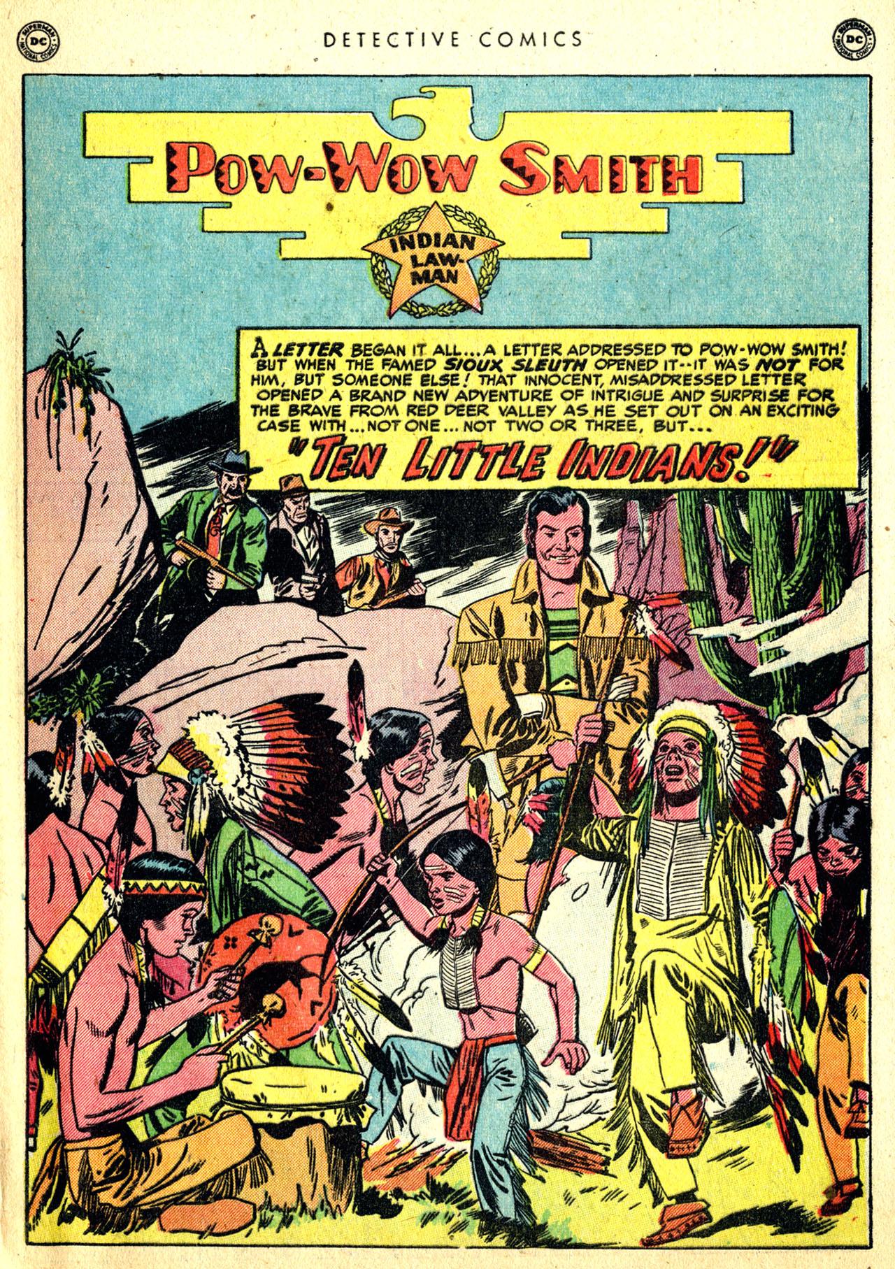 Read online Detective Comics (1937) comic -  Issue #168 - 41
