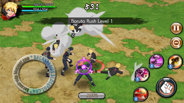 download game naruto x boruto:ninja voltage