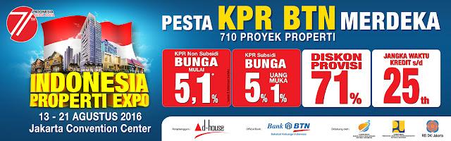 Indonesia Property Expo (IPEX) 2016