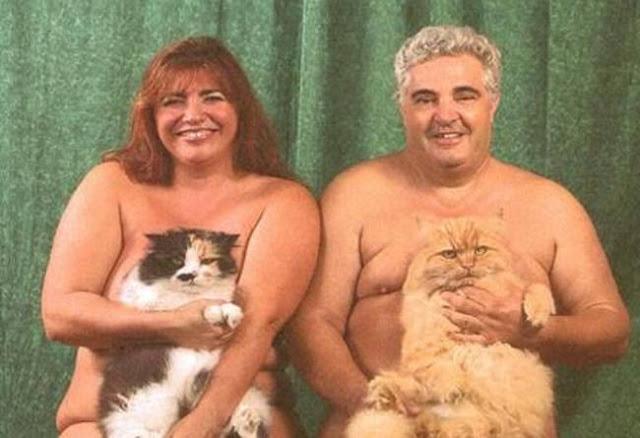 foto pasangan terunik terlucu teraneh dan ternorak di dunia-4
