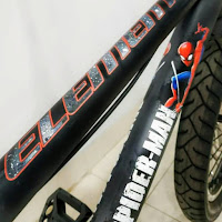 Sepeda BMX Element Spide-Man