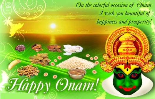Happy Onam Whatsapp Status FB DP