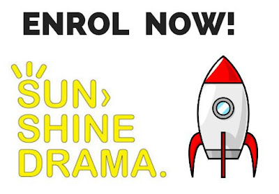 Enrol in Speech and Drama classes with Sunshine Drama