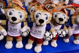 Merchandise Piala Dunia Rusia 2018