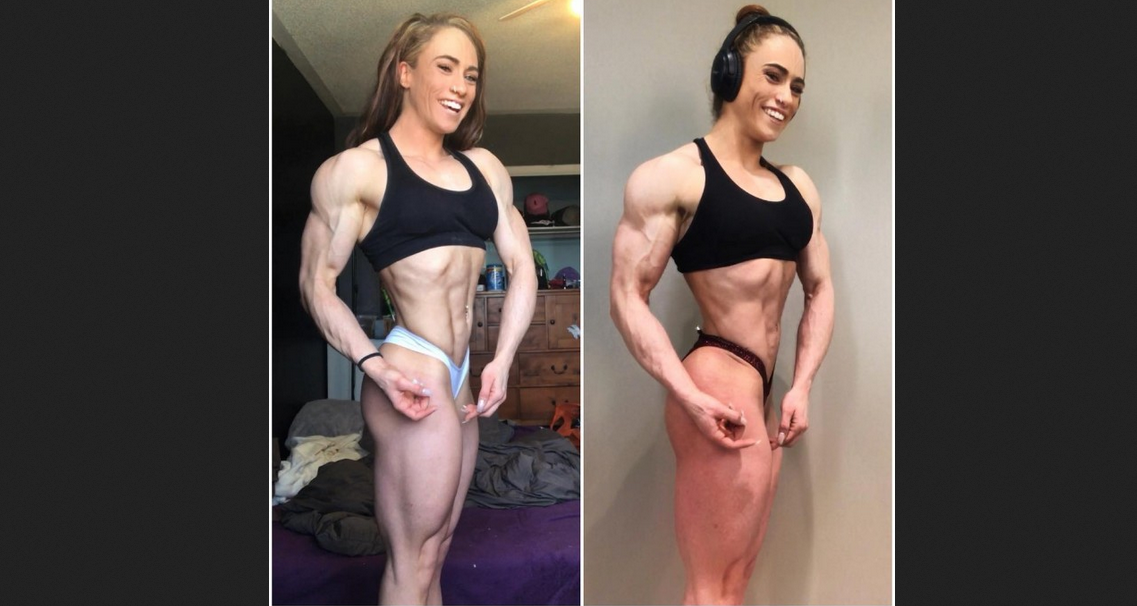 Female Muscle Growth 101 (Part 4)