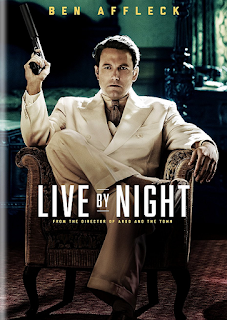 Live by Night [2016] [DVD5] [Latino]