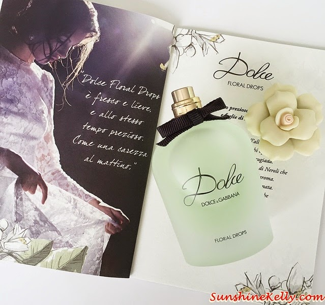 Fragrance Review, Dolce Floral Drops, Dolce&Gabbana, Beauty