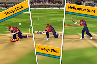 Pc cricket games Android