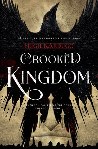 Crooked Kingdom book cover