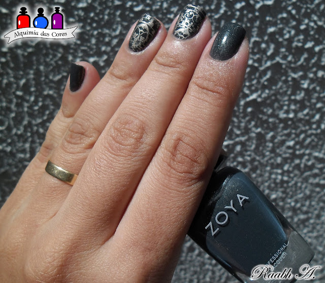 Unhas, Esmalte, Zoya, Ignite Collection, Cinza, Grey, Gray, Glass Fleck, BP-02, Essie, Good as Gold,