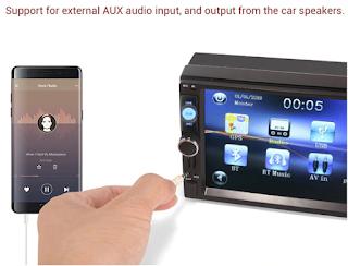 "ingrosso autoradio stereo 7"" auto mp5 bluetooth"