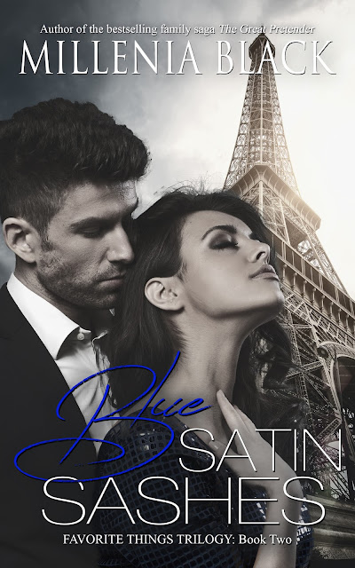 Cover Reveal & Giveaway: Blue Satin Sashes by Millenia Black