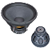 dj plus 350 watt speaker,15 inch top speaker price