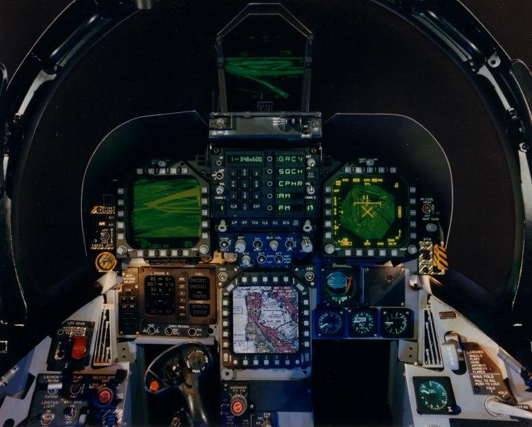 Jet Fighter Cockpit Pictures 90