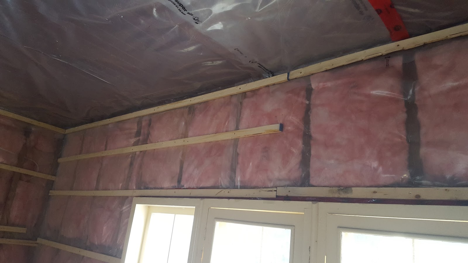 Baby Point Club Strapping For Drywall