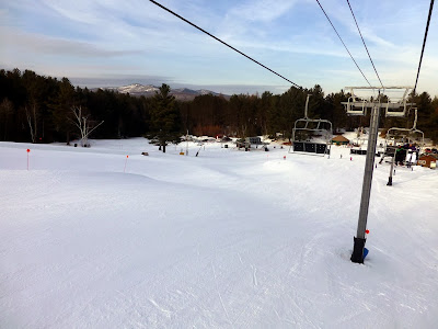 Some late day runs at the Ski Bowl, Gore Mountain, Saturday 03/01/2014.  The Saratoga Skier and Hiker, first-hand accounts of adventures in the Adirondacks and beyond, and Gore Mountain ski blog.