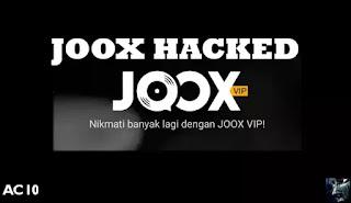 Cara Hack Aplikasi JOOX Akun VIP Gratis