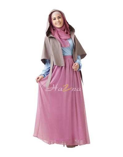 Foto Baju Muslim Marshanda