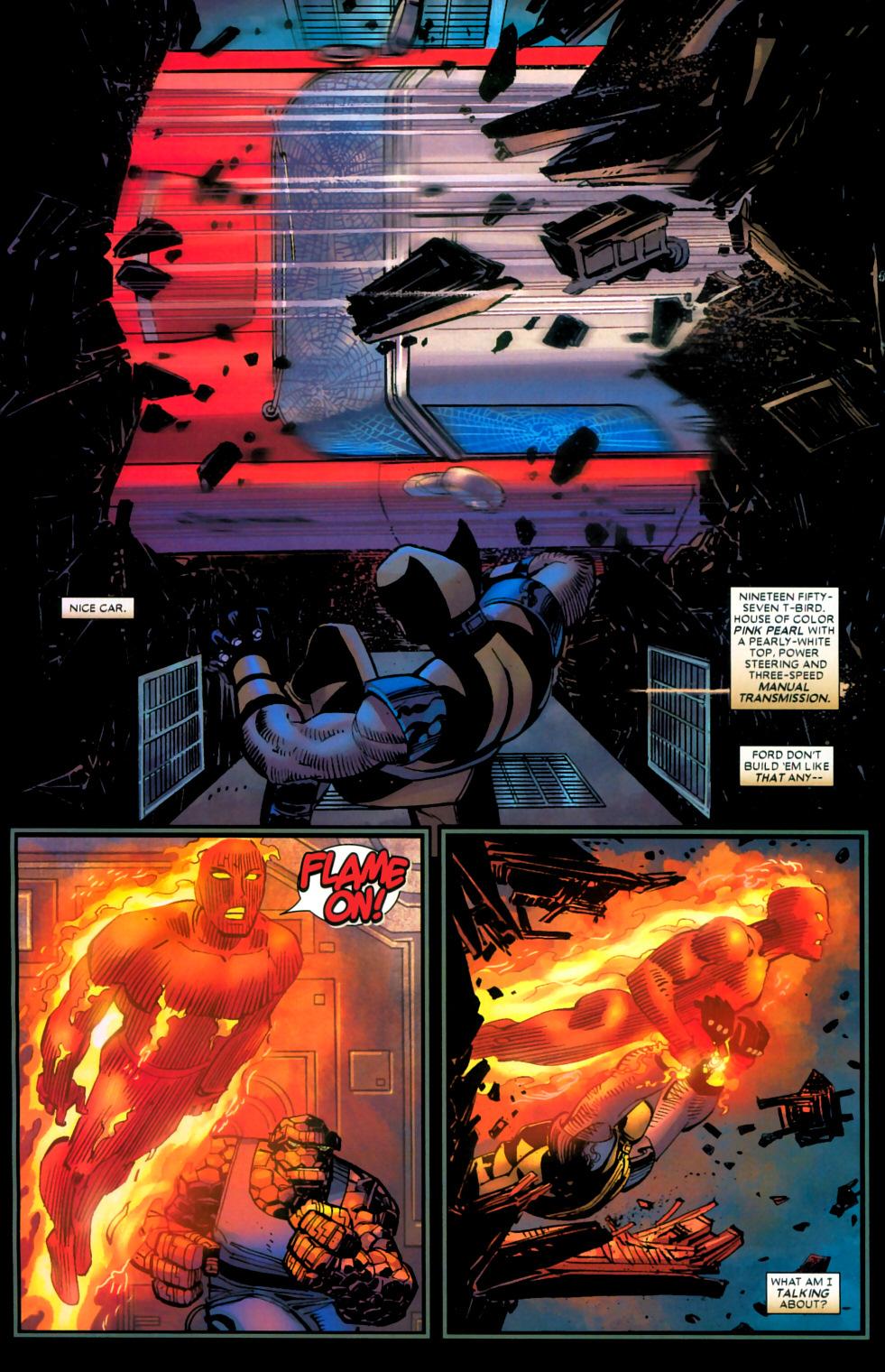 Read online Wolverine (2003) comic -  Issue #22 - 10