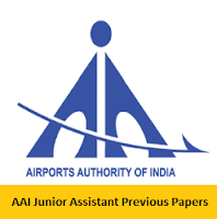 AAI Junior Assistant Previous Papers