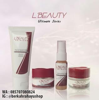 Isi Paket Lbeauty Skincare dan Manfaatnya