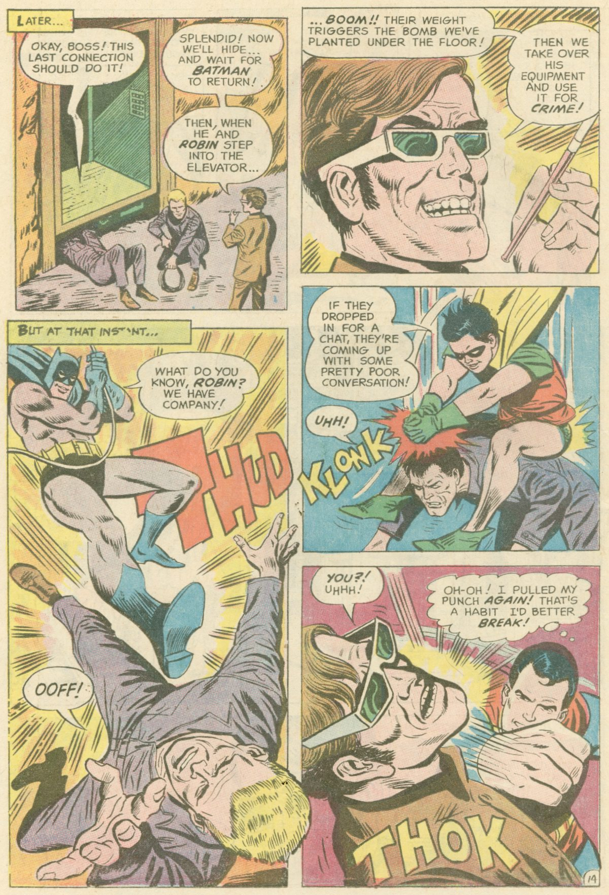 Read online World's Finest Comics comic -  Issue #180 - 18