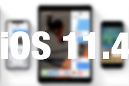 Rilis iOS Terbaru, iOS 11.4 Banyak Fitur Baru