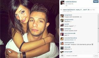Valentina Tarsitano e Marco Carta fidanzati