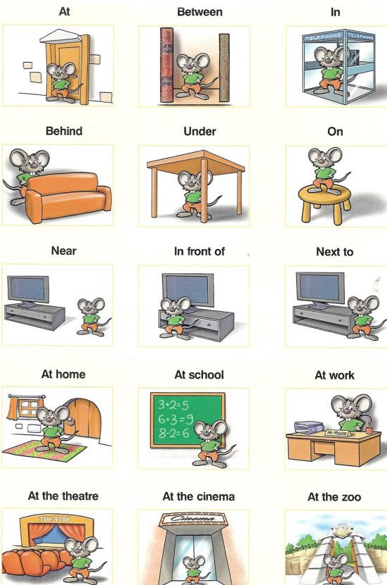 lesson plan of position words english grade 3 effective and