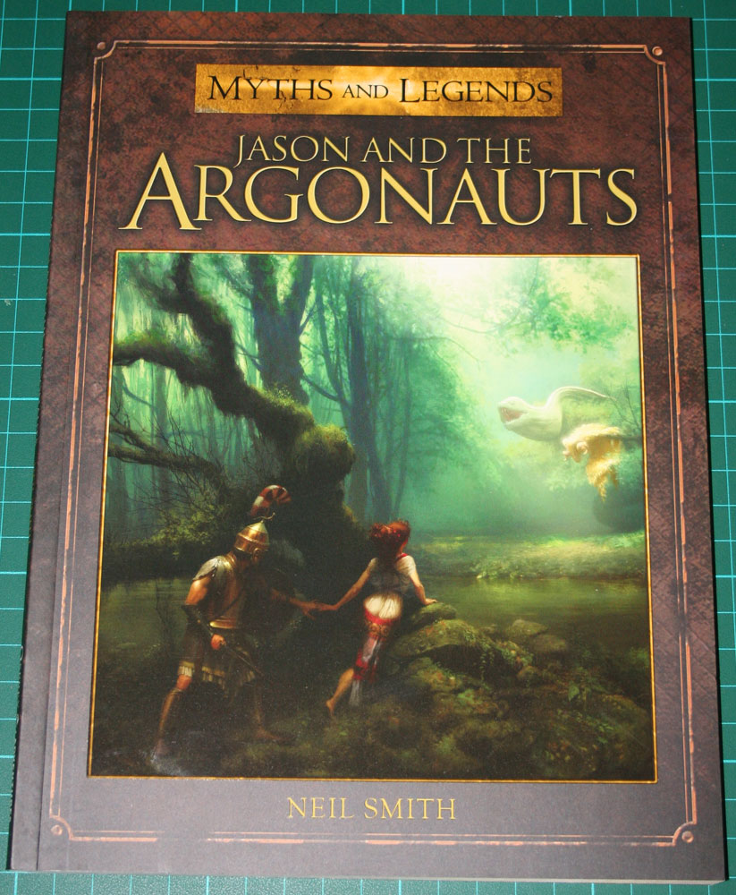 Myths And Legends Jason And The Argonauts La Marca Del Este