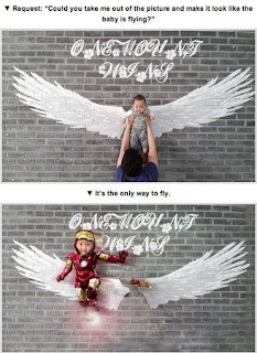12 Foto Lucu Hasil Editan Forum Master Photoshop