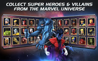 MARVEL Contest of Champions Apk v9.0.0 (Mod Damage)