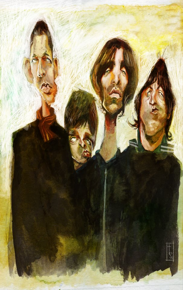 Oasis por Bruno Tesse