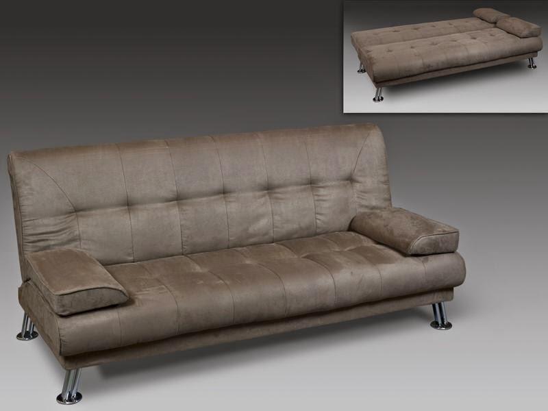 Sofa con cama auxiliar