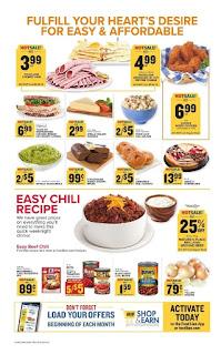 Food Lion ad this week