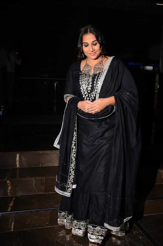 Bollywood Movie Trailer Launch Photos Of Actress Vidya Balan