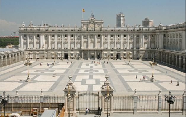 Palacio Real, Spain