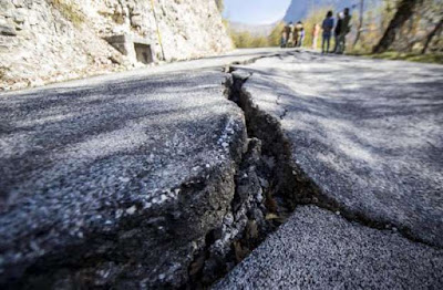 Novamente um terremoto atinge a Itália