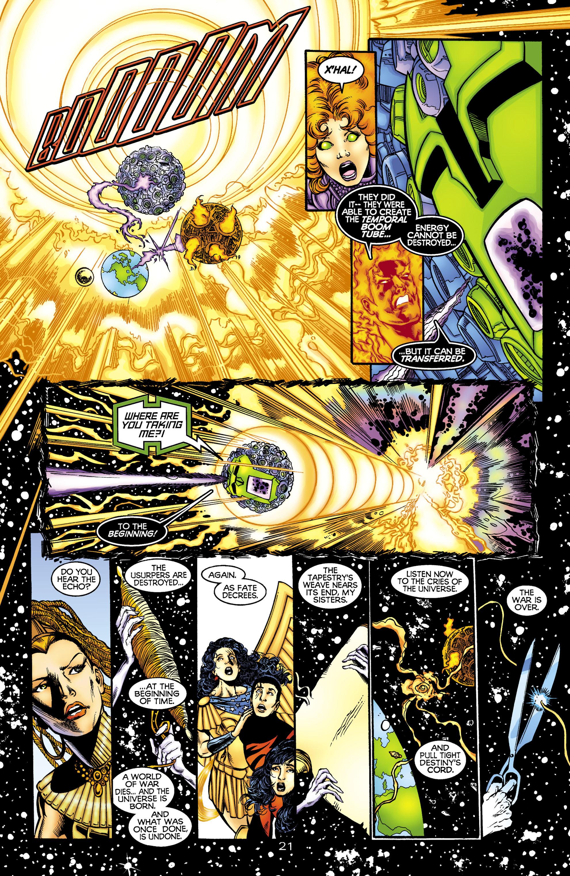 Read online Wonder Woman (1987) comic -  Issue #173 - 22