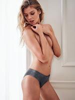 Stella Maxwell hot sexy lingerie Victoria's Secret model photoshoot