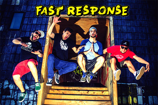 <center>Fast Response release video for 'Homeless By Choice'</center>