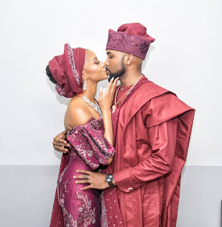 Adesua Etomi reminds Banky W to come and Marry her