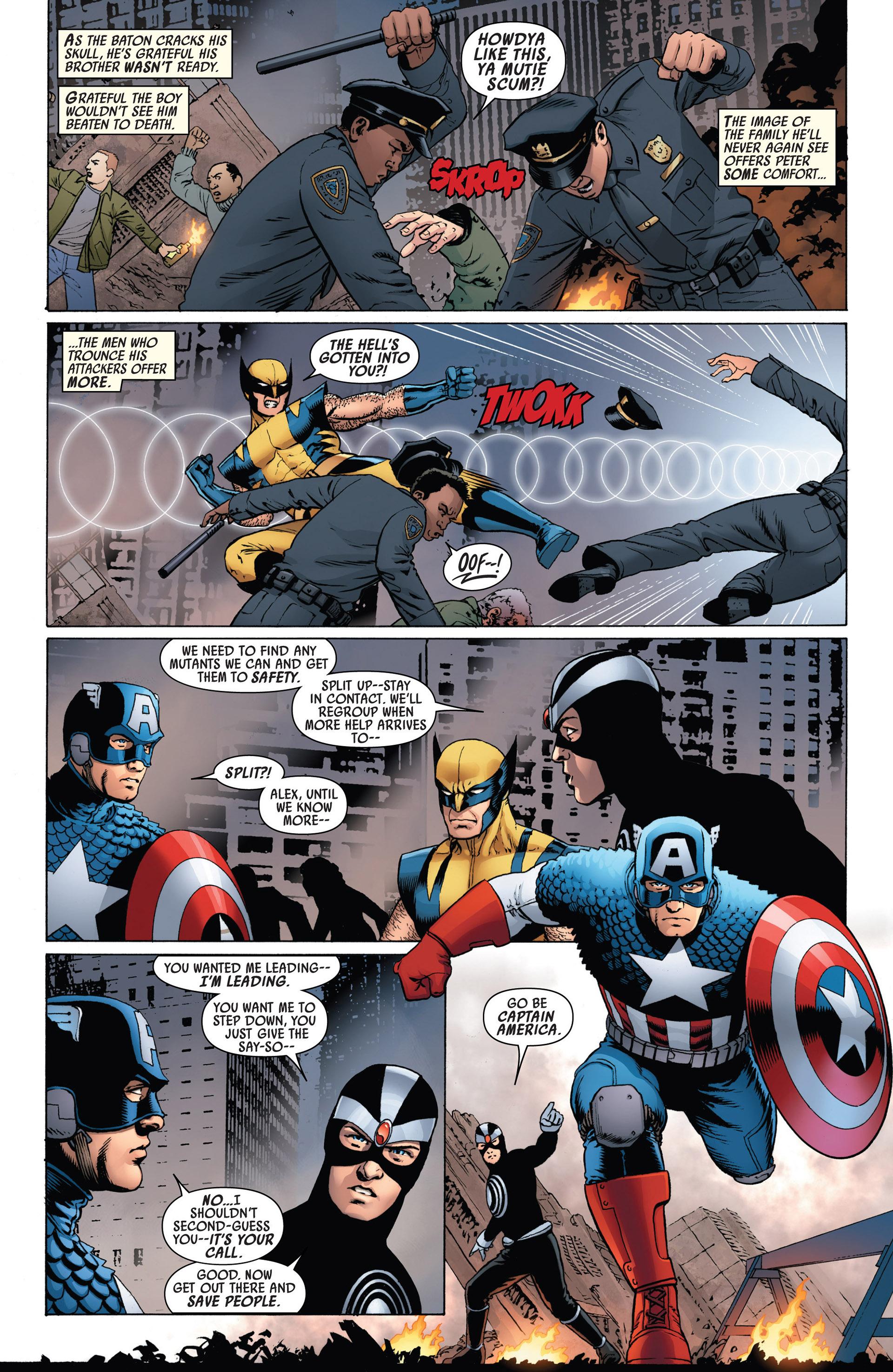 Read online Uncanny Avengers (2012) comic -  Issue #3 - 9
