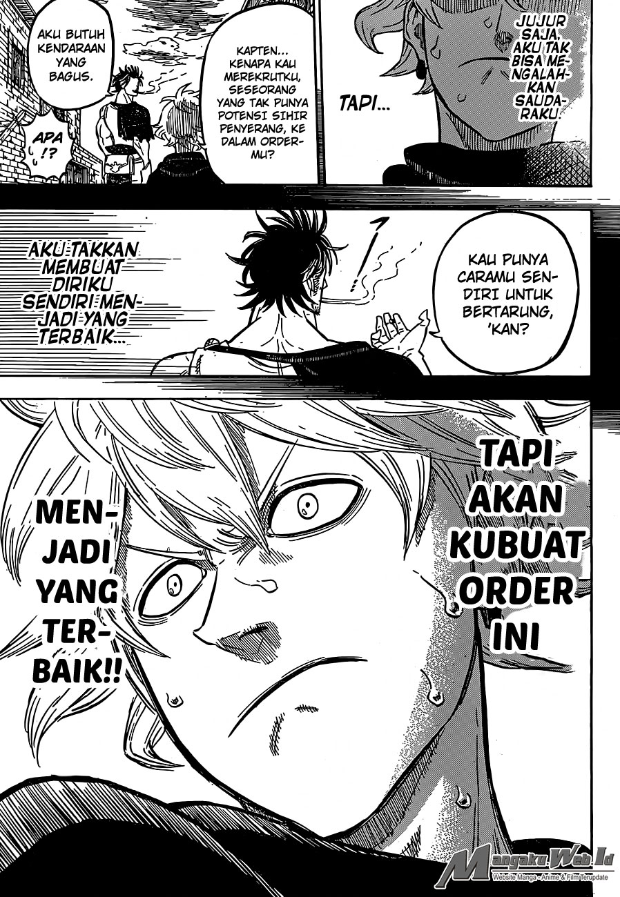 Manga Black Clover Chapter 70 Bahasa Indonesia