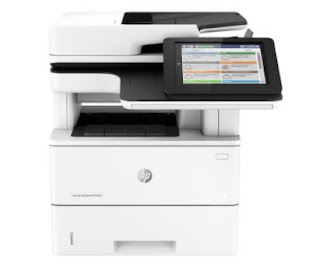 HP LaserJet M527dn Drivers & Software Download